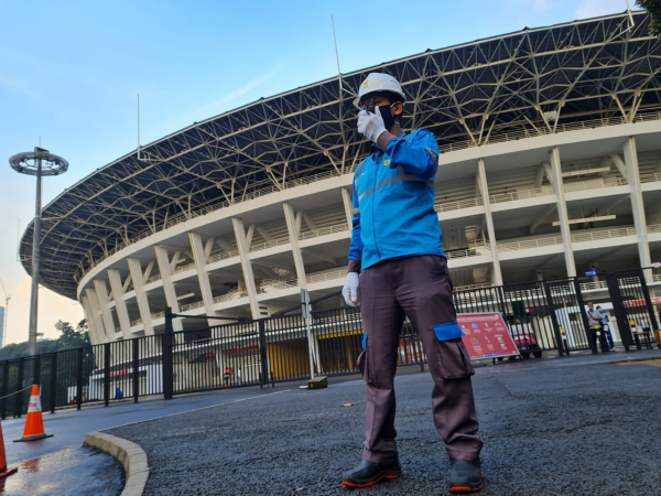 Pemakaian Listrik Jakarta Turun Saat PPKM Darurat