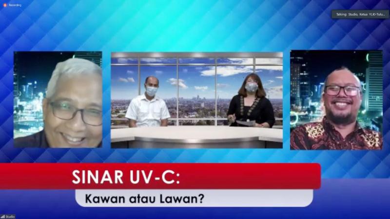 Pemanfaatan Teknologi UV-C Bagi Perlindungan Masyarakat dari Mikro-organisme