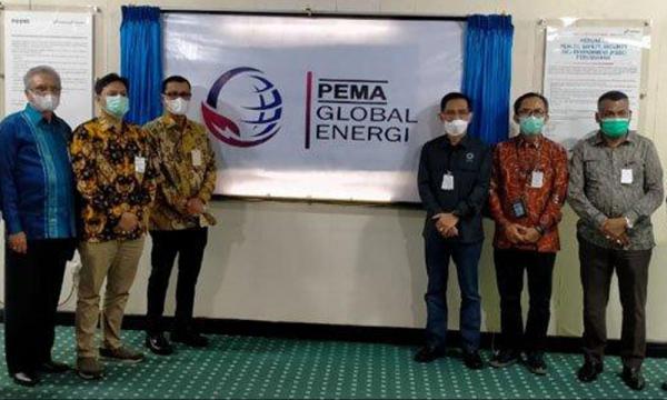 Pemerintah Aceh Resmi Kuasai Lapangan Gas Blok B
