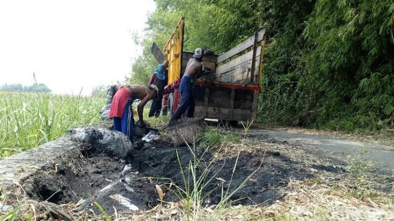 Pengelolaan Limbah Batu Bara Masih Serampangan