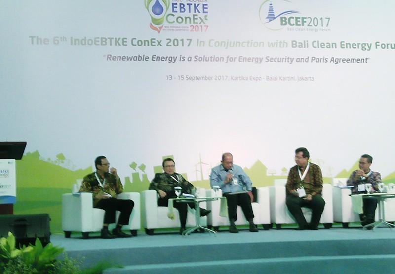 Pengembangan Renewable Energy Terkendala Keekonomian dan Feed in Tariff