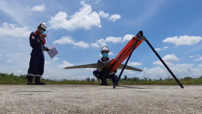 Percepat Penanganan, PLN Gunakan Drone Inspeksi Jalur Transmisi
