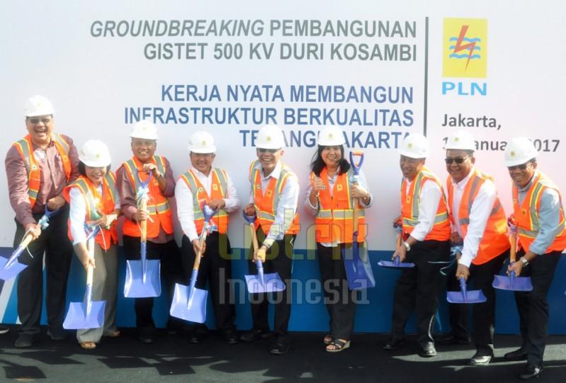 Perkuat Sistem Kelistrikan Jakarta, PLN Tambah GISTET 500 kV Duri Kosambi