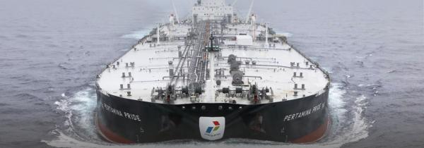 Pertamina International Shipping Kerahkan Tanker Raksasa Demi Salurkan Energi Nasional
