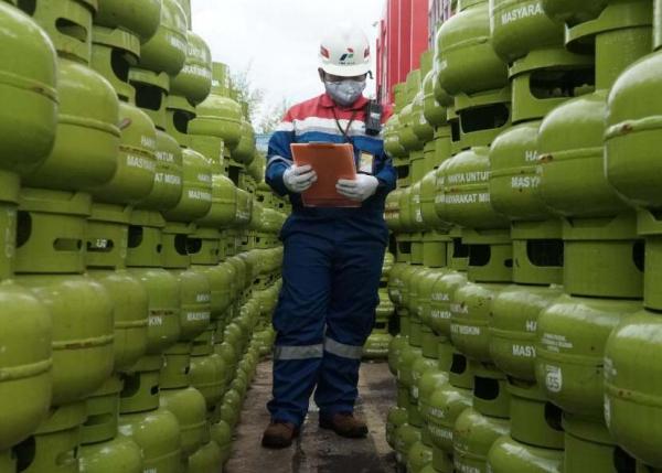 Pertamina Tambah 339.240 Tabung Untuk Kalimantan