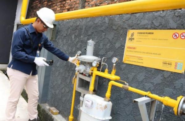 PGN Siap Modernisasi Akses Jargas Rumah Tangga