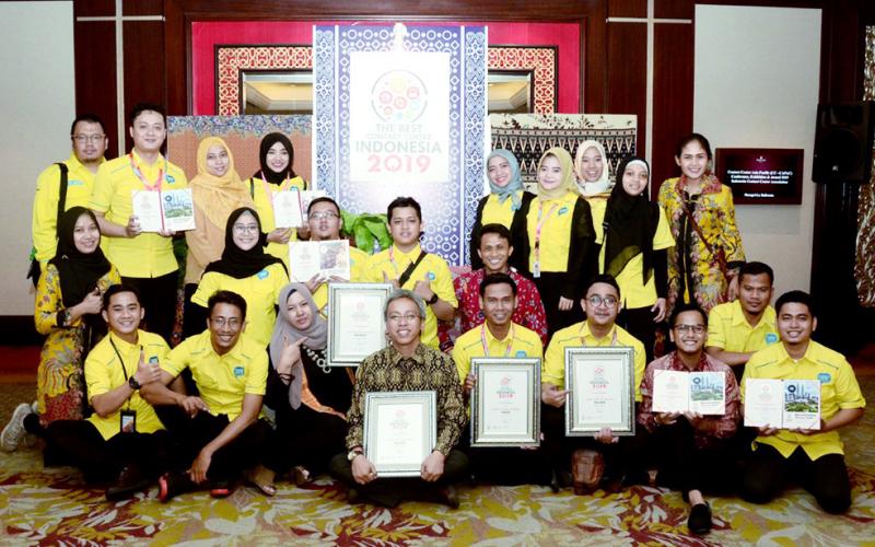 PLN 123 Raih 9 Penghargaan The Best Contact Center Indonesia Awards