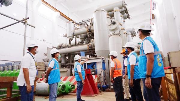PLN Beri Relaksasi Rekening Listrik Untuk Industri