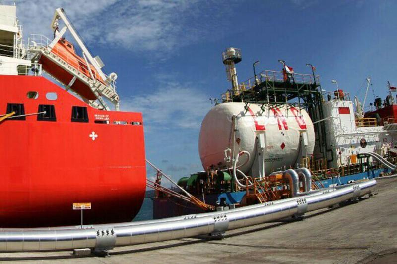 PLN dan Pavilion Keppel Tanda Tangani HoA Penyiapan Infrastruktur Mini LNG