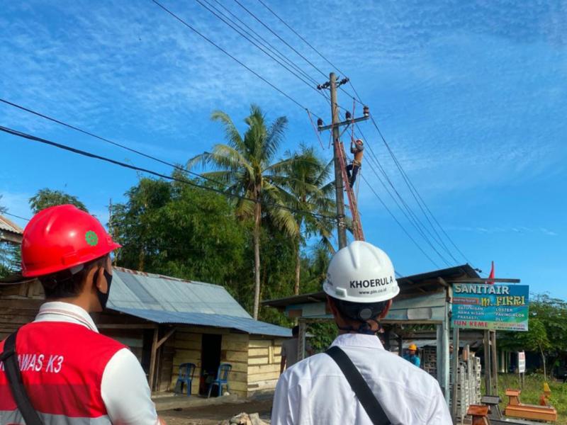 PLN Gerak Cepat Pulihkan Kelistrikan Bengkulu Terdampak Gempa