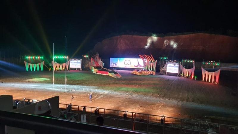 PLN Jamin Pasokan Listrik Gelaran MTQ Nasional Aman
