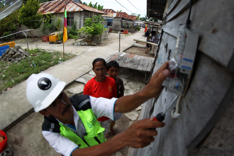 PLN Kalkulasi Adjustment Tariff Pelanggan Nonsubsidi