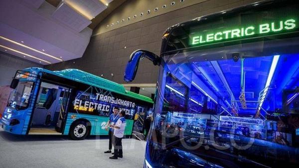 PLN Siap Dukung Listrik Bus Transjakarta