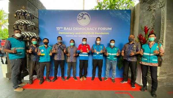 PLN Sukseskan Gelaran 13th Bali Democracy Forum