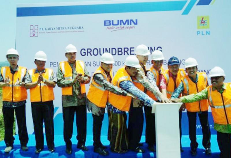PLN Tambah Lagi Transmisi & Gardu Induk 500 kV di Jalur Utara Jawa