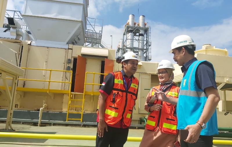 PLN Ubah Sampah Menjadi Energi Primer