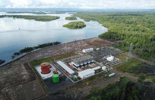 PLTMG MPP Sorong 50MW Selesai Infrastruktur Pipa Gas dan Siap Listriki Papua