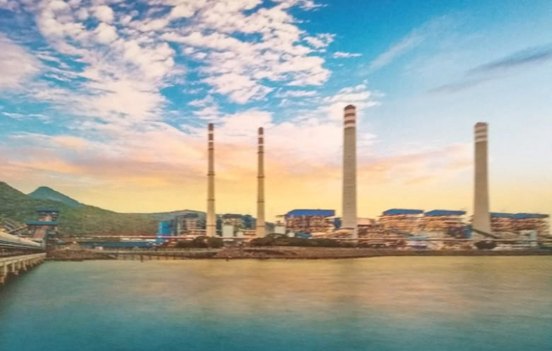 PLTU yang Dibangun PLN Dilengkapi Monitor Emisi