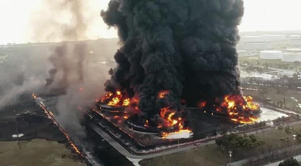 Presiden Serikat Pekerja Pertamina Minta Kepolisian Usut Tuntas Kebakaran Kilang Balongan