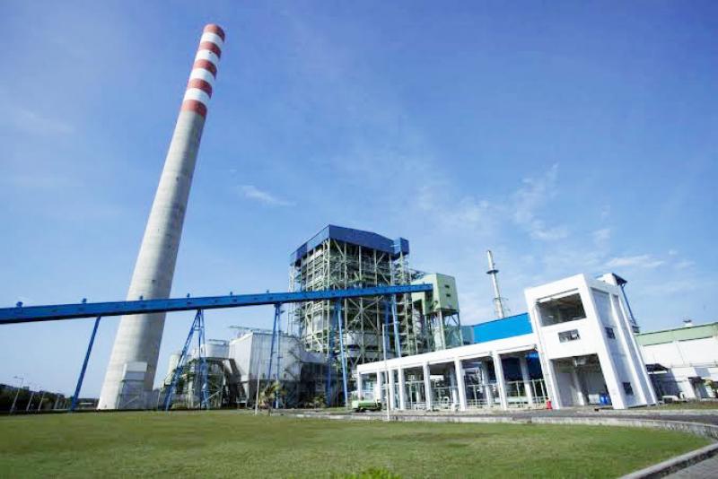 Program 35.000 MW, Pembangunan PLTU Cirebon II Capai 61%