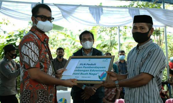 Program Elektrifikasi Pertanian PLN Dongkrak Pendapatan Petani Kabupaten Sinjai