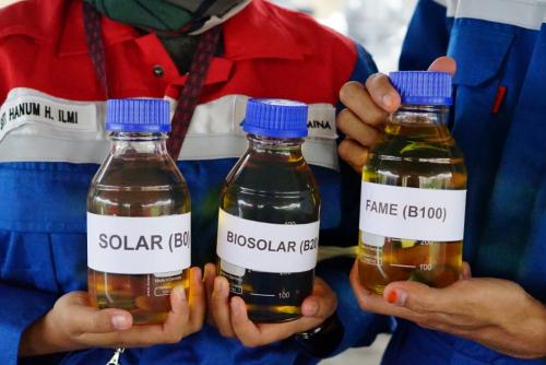 Progres Komitmen Pemerintah Wujudkan BBM Ramah Lingkungan