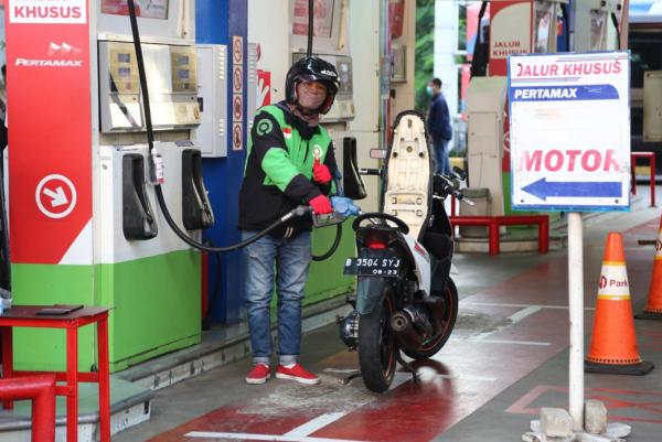 Sadar Lingkungan, Masyakarakat Bogor dan Depok Banyak Gunakan BBM Oktan Tinggi