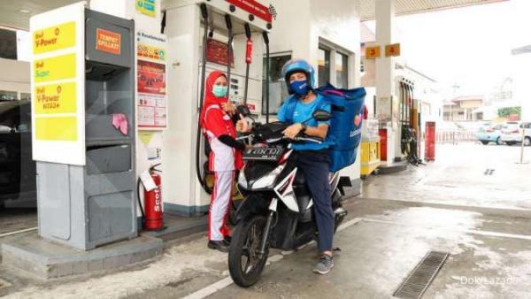 Shell Indonesia Jalin Kemitraan dengan Lazada Indonesia