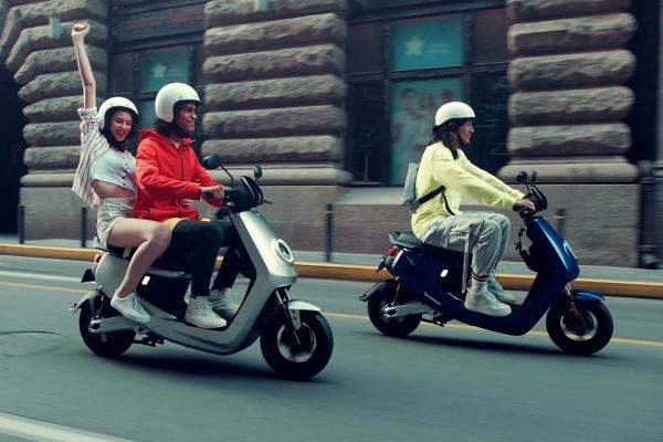 Siap-siap, Sepeda Motor Listrik Pintar Bakal Hadir di Indonesia