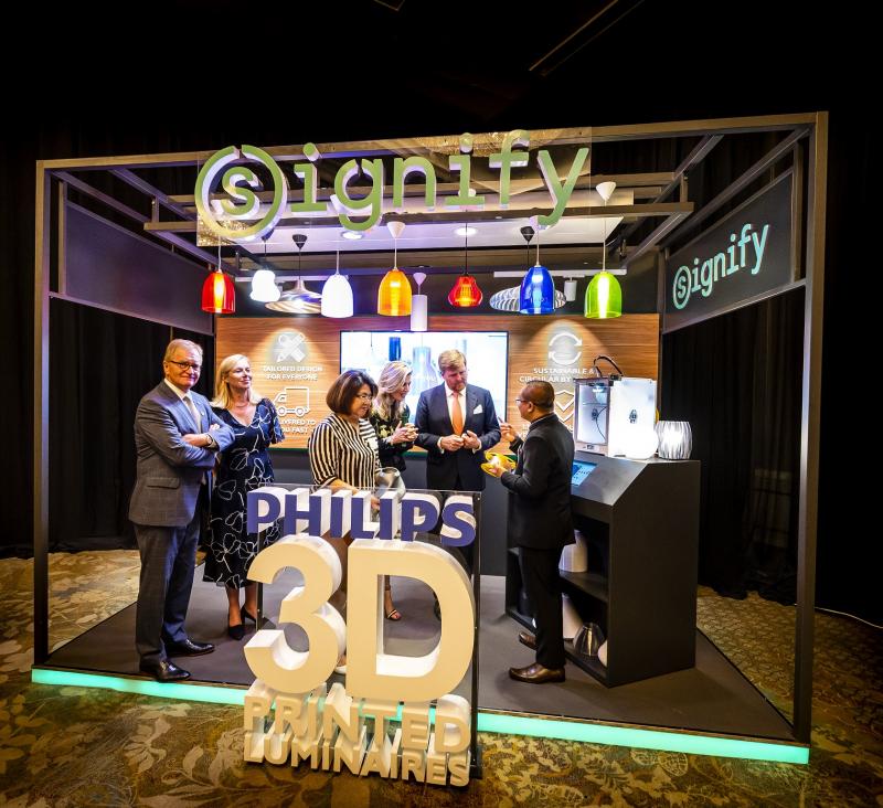 Signify Hadirkan Teknologi Luminer Cetakan 3D Pertama di Indonesia