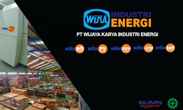 Spirit Inovasi WIKA Pimpin Pasar Produk Energi Terbarukan