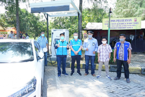 SPKLU sudah tersedia, PLN Lakukan Uji Coba Mobil Listrik Rute Jakarta-Bali