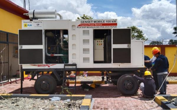 Sukseskan PON XX Papua, PLN Siagakan 1.574 Personil Amankan Pasokan Listrik
