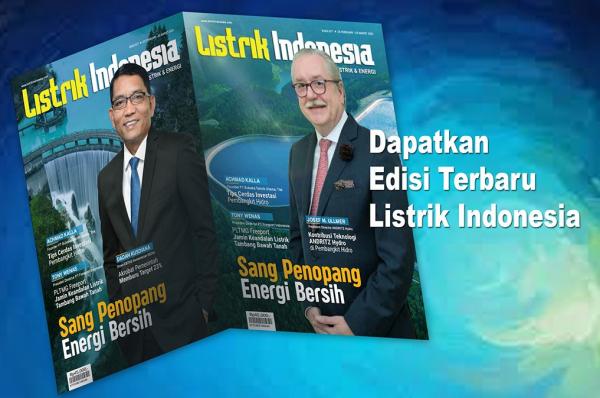 Tampil Visualisasi Lebih Trendy, Majalah Listrik Indonesia Edisi-77 Telah Terbit