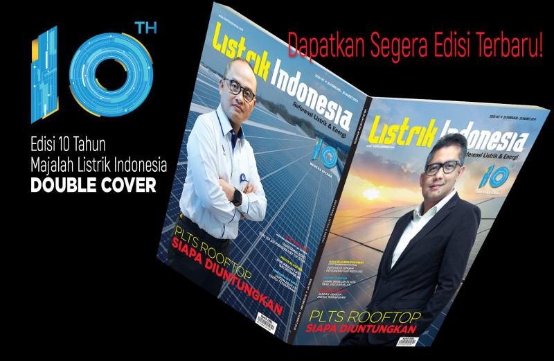 Telah Beredar! Dapatkan Segera Majalah Listrik Indonesia Edisi 67!
