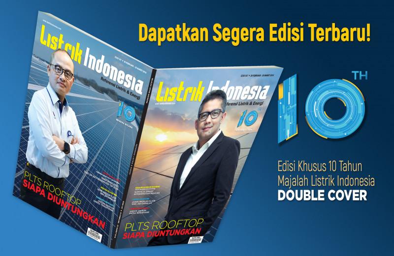 Telah Beredar, Segera Berlangganan Majalah Listrik Indonesia