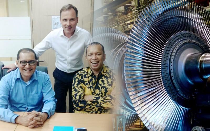 Terapkan Teknologi Ultra Super Critical, GE Dukung Energi Rendah Emisi