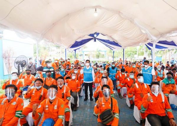 Terima Kasih, Kolaborasi PLN, TNI, Polri, dan Relawan Berhasil Pulihkan Listrik NTT