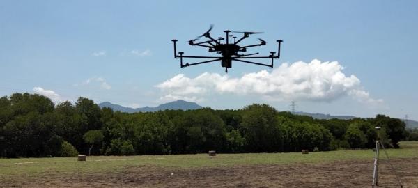 Terra Drone Lakukan Pemetaan Topografi PLTA Aceh