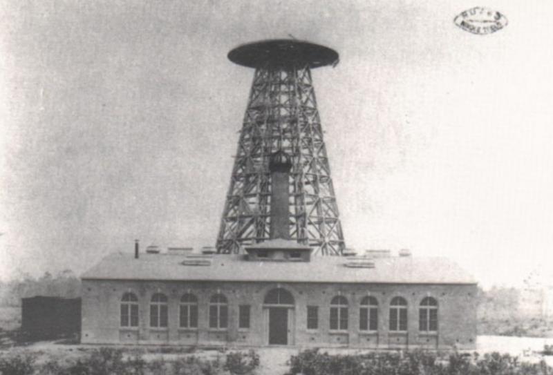 Tesla Tower, Apakah Sekadar Konspirasi ?