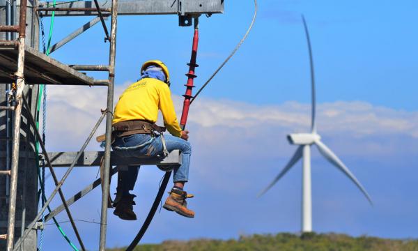 Tiga Soal Penting Prospek Energi Baru Terbarukan Indonesia