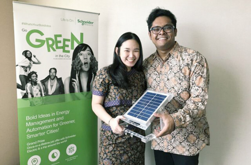 Tim Indonesia Melaju ke Grand Final Kompetisi Global Sektor Energi di Atlanta, Georgia, AS