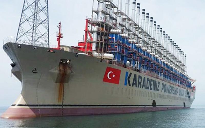 Tingkatkan Keandalan, PLN Datangkan Lagi Kapal Pembangkit Asal Turki
