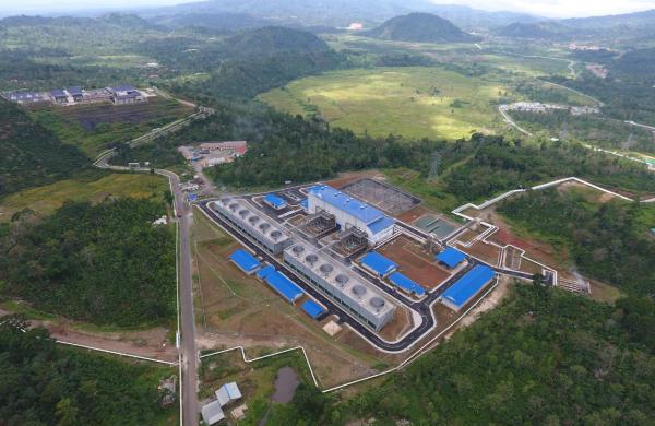 Anak Perusahaan PLN Gandeng Anak Perusahaan Pertamina Kembangkan Energi Panas Bumi
