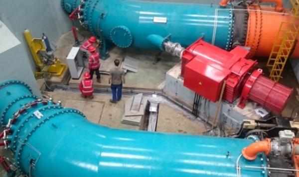 Wahana Eco Energi Bidik Trading Elektrikal Mekanikal PLTA
