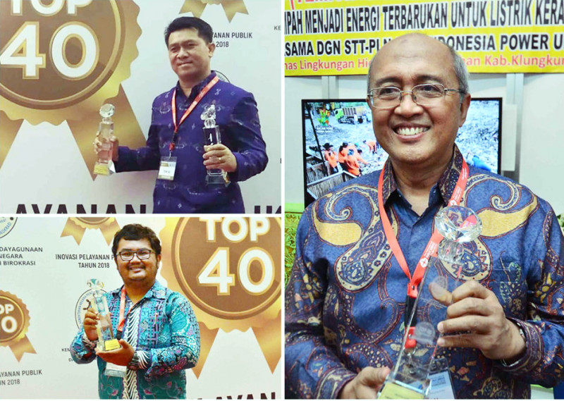Waste Management Klungkung Masuk Jajaran Top 40 Inovasi Pelayanan Publik