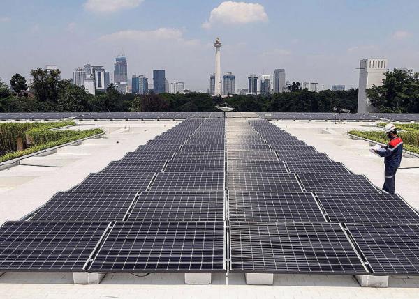 Wujudkan Jakarta Bebas Emisi dan Polusi dengan Jakarta Solar City