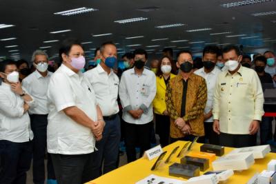 Photo of Pemerintah Pacu Daya Saing Industri Elektronik Dalam Negeri