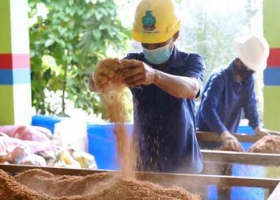 PEP Bunyu Field Manfaatkan Limbah Serbuk Gergaji Kayu dalam Pengeboran dan Workover