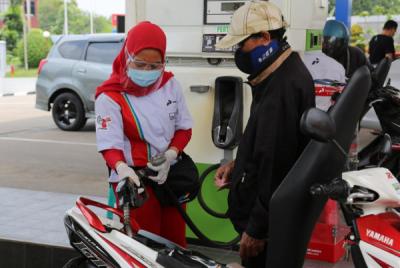 Photo of Pertamina Catat Peningkatan Konsumsi Perta Series di Jakarta Selatan, Barat, dan Timur